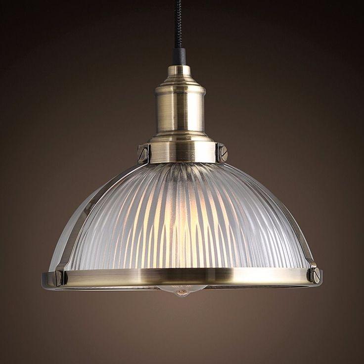 Industrial Pendant Light Glass: 49 Best Industrial Lighting Images On Pinterest