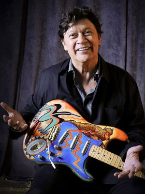Robbie Robertson of The Band: interview - Telegraph