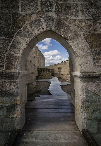 CASTLES OF SPAIN  - Castillo de Zamora. Situado sobre una elevación natural del terrero, el Castillo de Zamora nunca fue un castillo palaciego, sino una fortaleza en la que protegerse y desde la que proteger la ciudad. Según las crónicas fue mandado construir por Alfonso II, aunque diferentes historiadores afirman que probablemente estaría realizado por Fernando I, primer unificador de las coronas de Castilla y León. Por tanto, el edificio dataría de mediados del siglo XI.