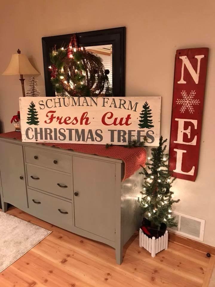 Schuman Farm | Fresh cut Christmas Trees    #treefarm #christmasdecor #mostwonderfultimeofyear #purejoydesignstudio #shopsmall #customdecor