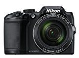 #9: Nikon COOLPIX B500 Digital Camera (Black)