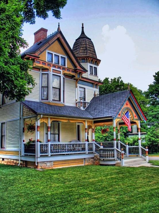 victorian house different houses pinterest. Black Bedroom Furniture Sets. Home Design Ideas