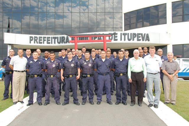 Guarda Civil Municipal de Itupeva : Julho 2010