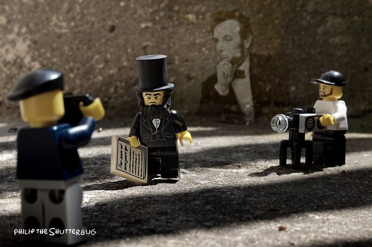 Shooting the new Lincoln movie. Part II. 59/500 #Lego #legophotography #Lincoln #toys #movie #bricknetwork #diy #minifigures #afol #filmmaking #cinematography