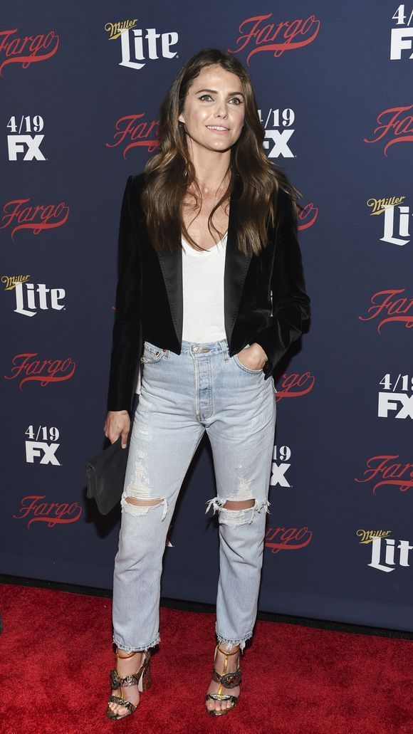 Keri Russell has our new favorite casual look