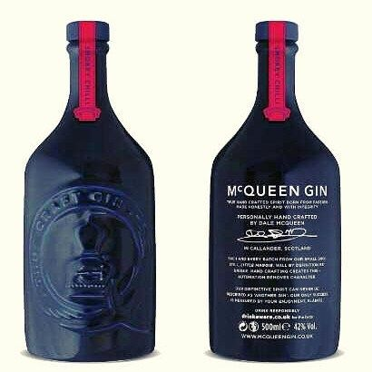 10 Scottish Gins that Haven't Passed Your Lips... No. 10: McQueen Gin What do we know? A brand new Premium Scottish Gin Producer based in Callendar they have really set out to be authentic and different. One of the few Scottish Gins out there to receive Craft Gin accreditation from the Scottish Craft Distillers Association McQueen Gin has been going great guns after winning a grant of 10k from the ScotEdge Wildcard Fund. The family-run business is seemingly determined to be trail-blazin...