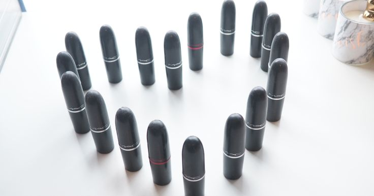 Updated Mac Lipstick Collection #2 https://link.crwd.fr/3oK