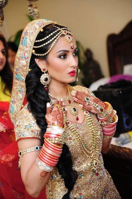 Beautiful Indian Bride Photo