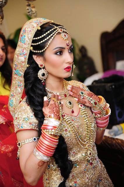 Beautiful Indian Bride Photo