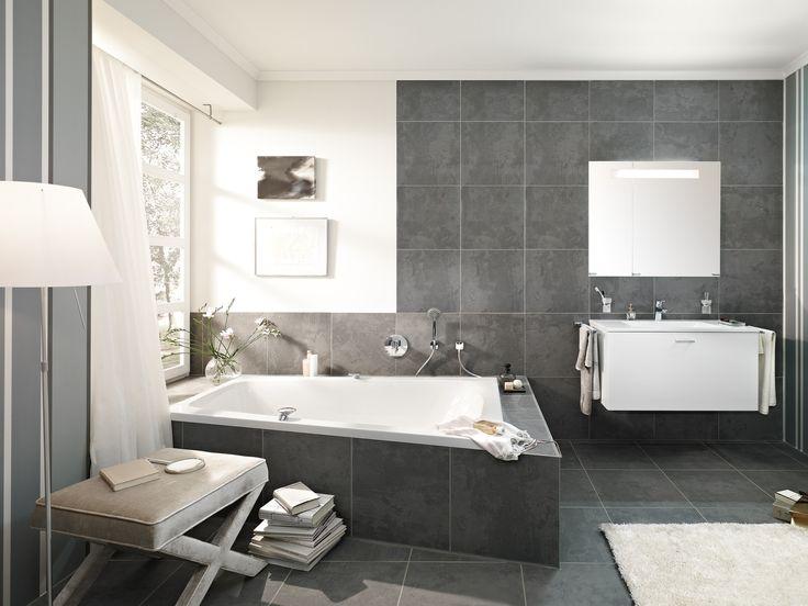Die besten 25+ Moderne dusche Ideen auf Pinterest Graue moderne - badezimmer aufteilung neubau
