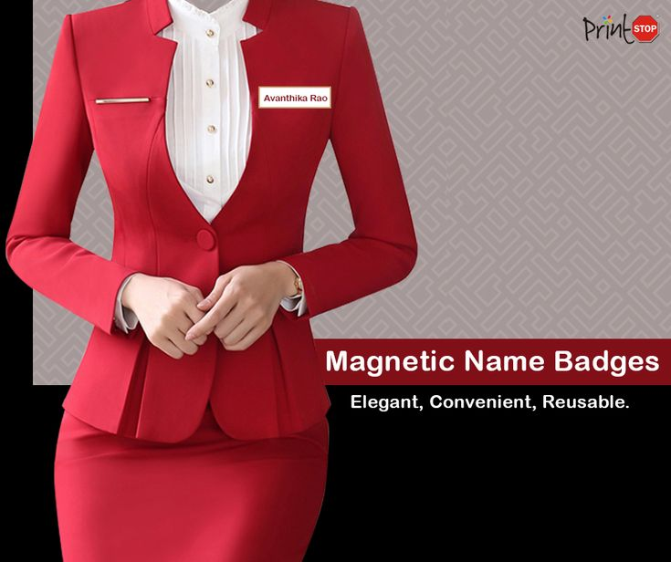 Get specialized magnificent magnetic #NameBadges from #PrintStop. Visit site - https://www.printstop.co.in/name-badges/?utm_source=Opteamize&utm_medium=Social%20Media&utm_campaign=Product&utm_term=name%20badges   #badges