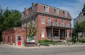 Main Street Inn Bed and Breakfast  Ste. Genevieve, Missouri