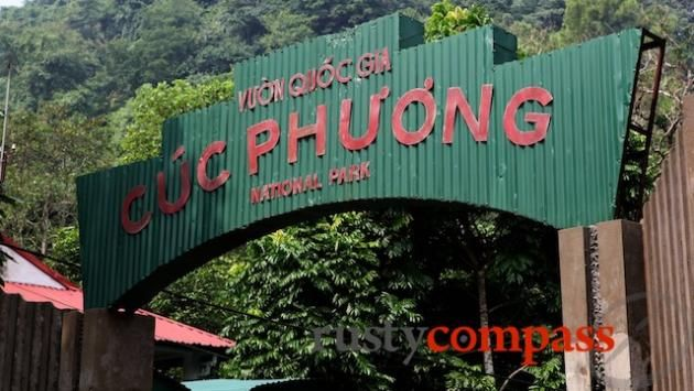 Cuc Phuong National Park - review by Rusty Compass