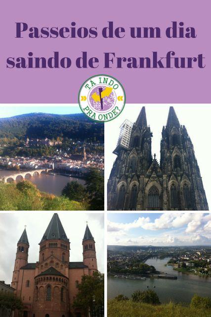 Passeios de um dia saindo de Frankfurt