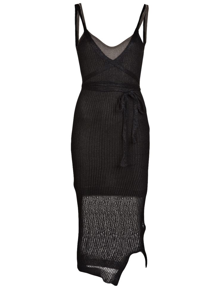 Vivienne Westwood - Anglomania Tunica Dress in Black