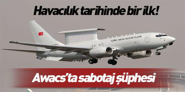 Νέο σοβαρό σαμποτάζ αυτήν τη φορά στην Τουρκική Πολεμική Αεροπορία!