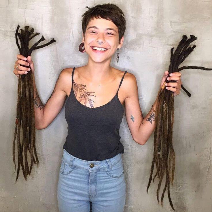 """7,413 curtidas, 88 comentários - Retrô Hair (@retrohair) no Instagram: """"Desapego e Nova Fase, porque mudar faz bem  Trabalho realizado pelo nosso hairstylist…"""""""