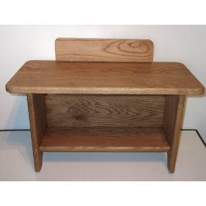 Oak Prayer Puja Table: Amazon.co.uk: Kitchen & Home