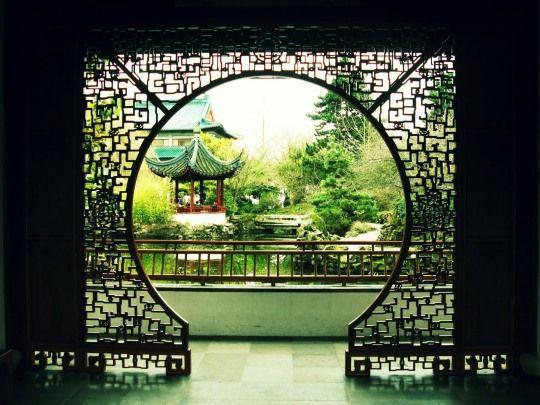 Dr. Sun Yat Sen Chinese Garden, Chinatown Vancouver