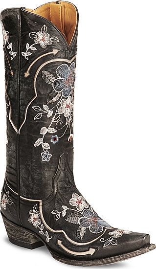Old Gringo Ultra Vintage Bonnie Cowgirl Boot - Snip Toe--- heather, these have your name all over them!!!