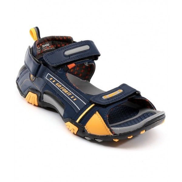 Buy Sparx Blue Men Sandals - Happy Roar