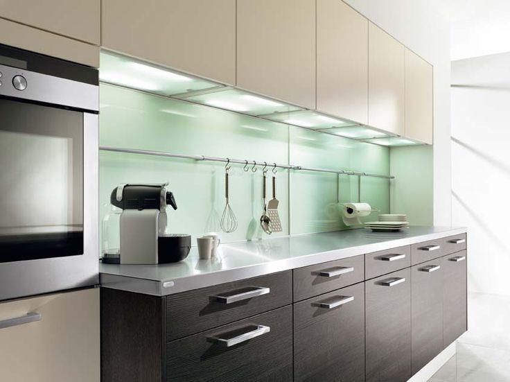 Image result for kitchen ideas modern white units