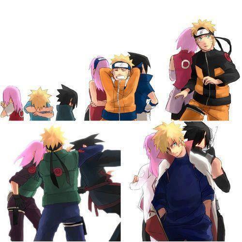 55 best Naruto images on Pinterest Naruto shippuden, Anime - team 7 küchen preise