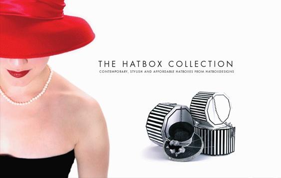 Hatboxes, Hatbox, hatboxs from Hatbox Designs UK