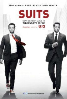 Great show, watching it you'll picture  yourself in the role of a lawyer :)  MUST WATCH! :)   #suits #lawyers