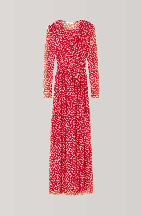 4a89e37fc4 Tilden Mesh Maxi Dress