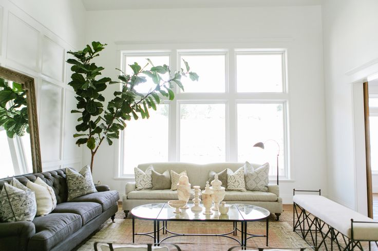 The modern farmhouse project living room by house of jade for Best living room ever
