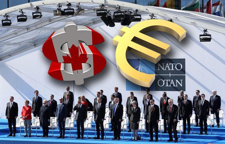 Europa en Canada Verhogen Defensiebudget