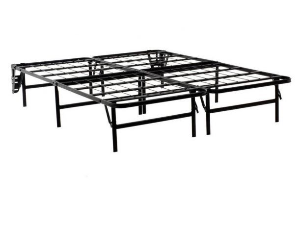Bedroom Furniture Box Springs Mattresses Metal Frames: Best 25+ Folding Bed Frame Ideas On Pinterest