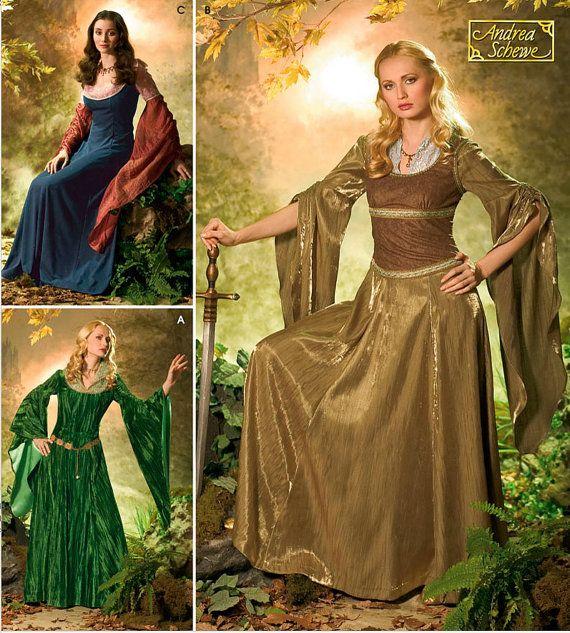 105 Best Images About Renaissance Sewing Patterns On Pinterest: 17 Best Ideas About Arwen Costume On Pinterest