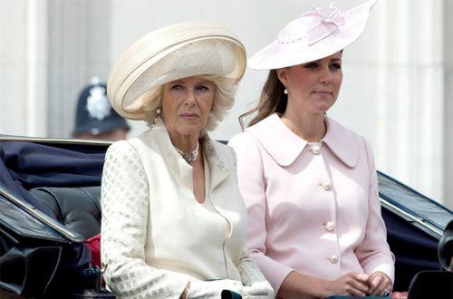 Как Камилла Паркер-Боулз хотела разлучить принца Уильяма и Кейт Миддлтон