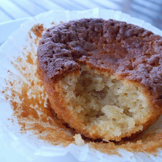 Mazarin muffins Cathrine Brandt