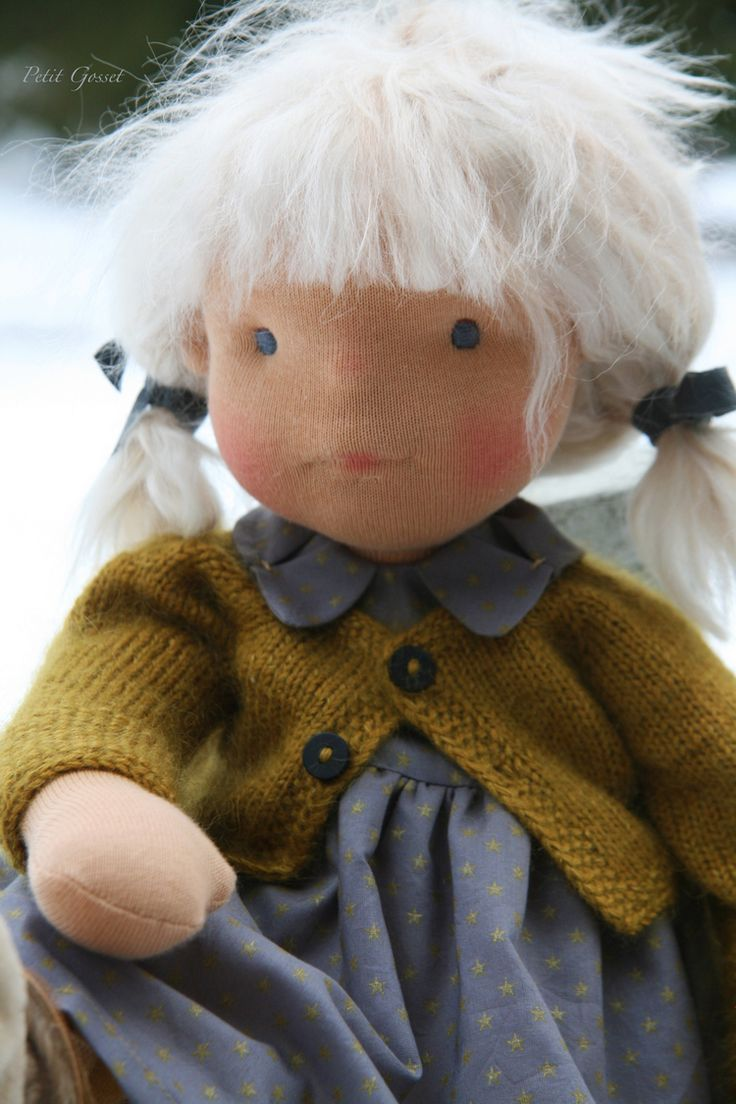 Malou - a girl who was not born to be a princess — Petit Gosset