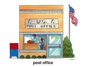 1000+ images about USPS! on Pinterest | Stamps, Clip art ...