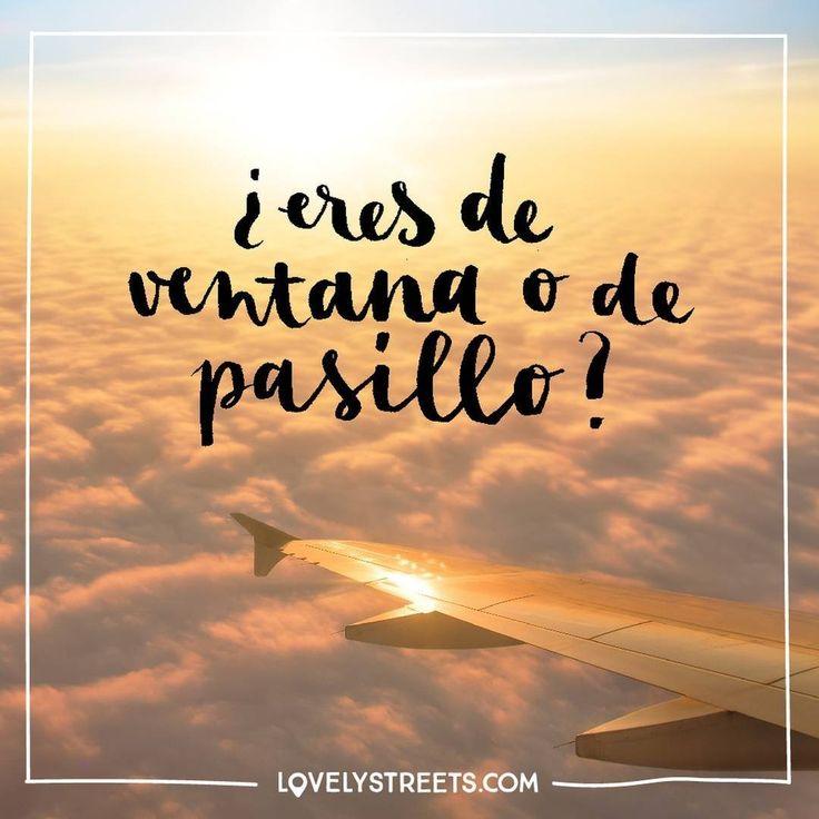¿Y tú? ¿Qué prefieres?  #lovelystreets #travelquote #quote #travel