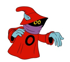 "He-Man's Orko was originally named ""Gorpo"" - ha."