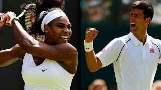 """TENNIS GRAND SLAM : TENNIS NEWS : RITORNANO IN CAMPO NOVAK DJOKOVIC E SERENA WILLIAMS L' Equipe ha assegnato a Roger Federer e a Rafael Nadal il premio """"campioni dei campioni 2017"""". E' la prima volta dal 1975, anno della sua creazione, che due sportivi si dividono il titolo messo in palio..................................................................................... #tennis #grandslam #news #djokovic #williams"""