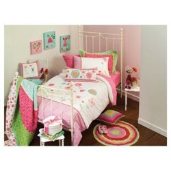 Check out Hiccups Fairies Love Flowers Duvet Set Single from Tesco direct