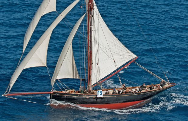 1892 Gaff Cutter Marigold | My dreams | Pinterest | Yacht for sale, For sale and Yachts