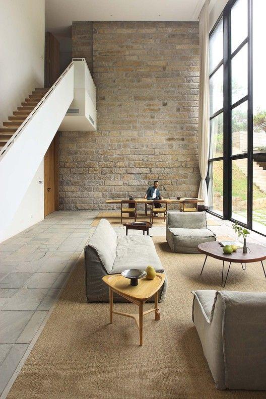 Living room. Image © WU Yong-Chang