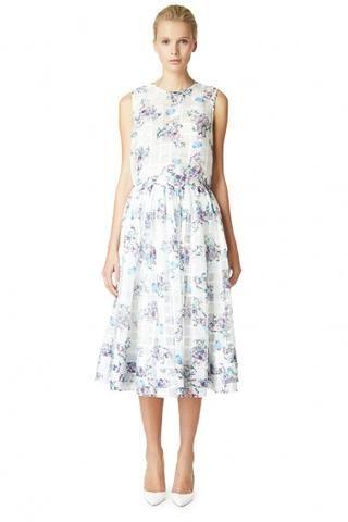 final sale erin erin fetherston pippa skirt linen dresses