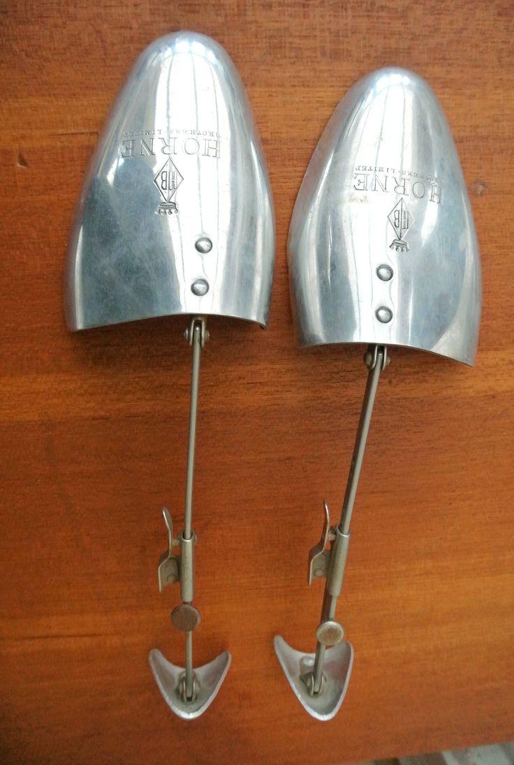 Antique adjustable shoe Stretchers size 7.5-9