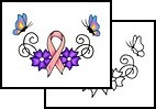 ribbon Tattoo Design (JJF-00652)