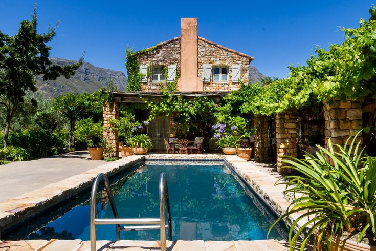 A gorgeous provencal style home,Tolouse in Stellenbosch. Available for Stills & Film Shoots. http://www.amazingspaces.co.za/location/toulouse
