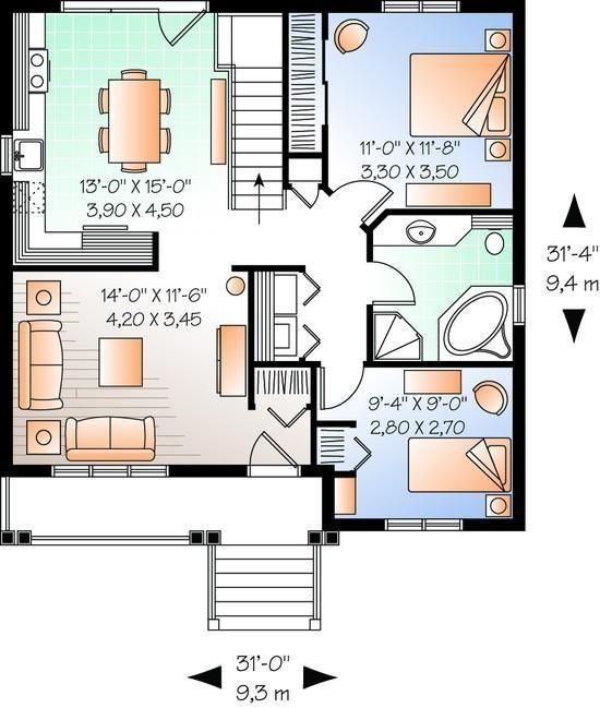 Pinterest for Houseplans net