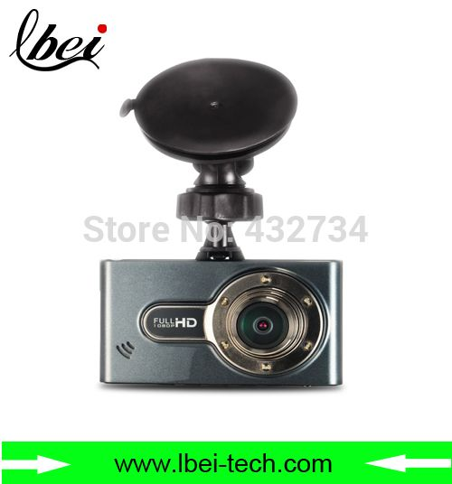 Car dvr night vision safety device